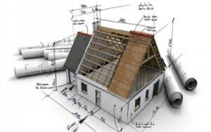 طراحی بام شیبدار سقف شیبدار