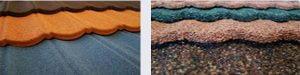 رنگبندی و ساختار تایل