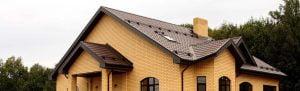 انواع سقف شیبدار