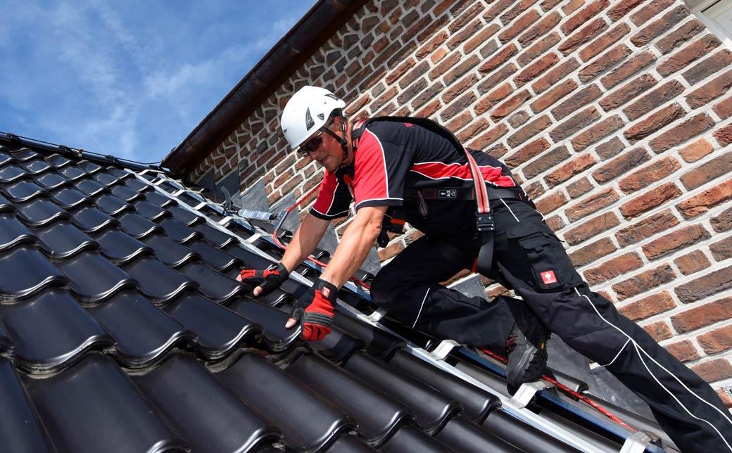 رطوبت در سیستم های سقف شیبدار